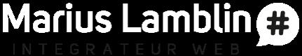 Marius Lamblin | Intégrateur Web