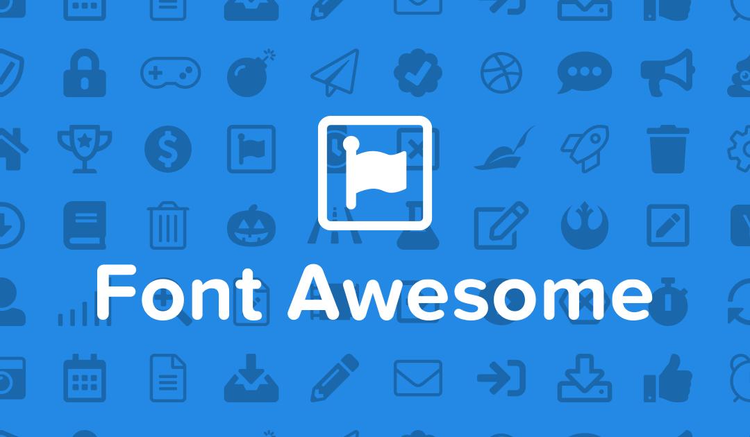 Comment utiliser Font Awesome sur ton site WordPress